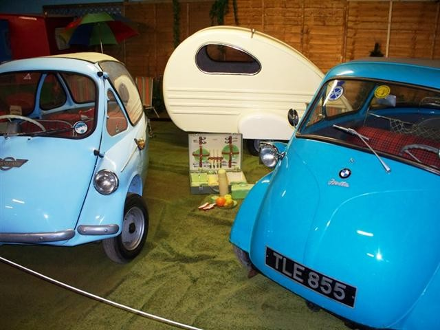 The Bubble Car Museum 2012 – Sidecarland